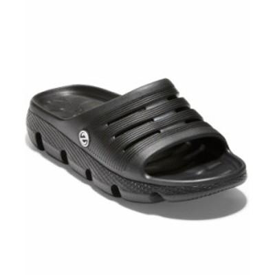 コールハーン レディース サンダル シューズ Women's 4.Zerogrand Slide Sandals Black/black