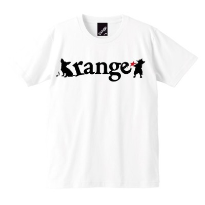 range D&C shadow s/s tee レンジ Tシャツ