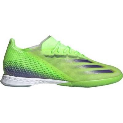 アディダス メンズ スニーカー シューズ adidas Men's X Ghosted.1 Indoor Soccer Shoes