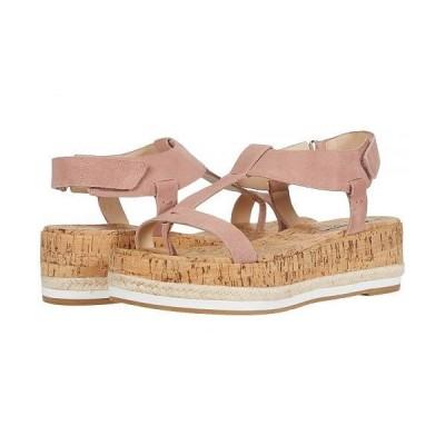 Pelle Moda ペレモーダ レディース 女性用 シューズ 靴 サンダル Pilar - Blush Suede