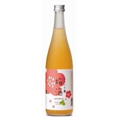 越路吹雪 梅酒 720ml 高野酒造 梅酒 お酒