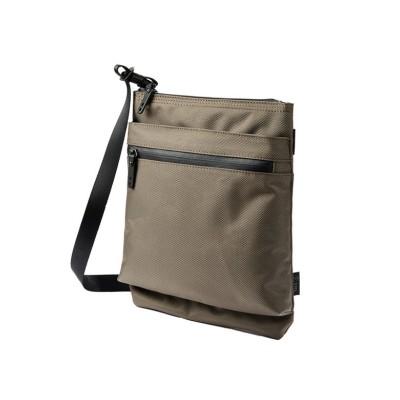 【カバンのセレクション】 エスエムエル トリマーズ ショルダーバッグ メンズ レディース ブランド 斜めがけ 大人 SML TRIMMERS k901022 ユニセックス グレー フリー Bag&Luggage SELECTION