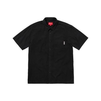 Supreme 2018年春夏 S/S Oxford Shirt シャツ ブラック
