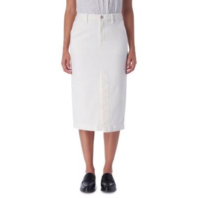 トレーブ レディース スカート ボトムス Ophelia Denim Pencil Skirt BIG EMPTY