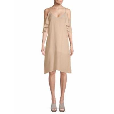 ゴールドホーク レディース ワンピース Cold-Shoulder Sheath Dress