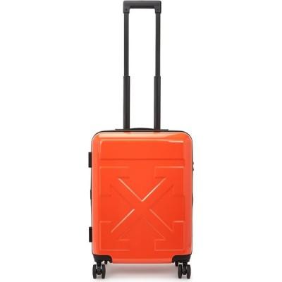 オフホワイト Off-White メンズ スーツケース・キャリーバッグ バッグ Arrow Small Red Suitcase Red