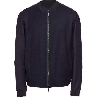 アルマーニ GIORGIO ARMANI メンズ ジャケット アウター jacket Dark blue