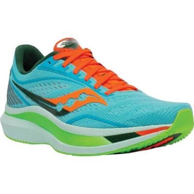 サッカニー Saucony メンズ ランニング・ウォーキング スニーカー シューズ・靴 Endorphin Pro Running Sneaker Future/Blue