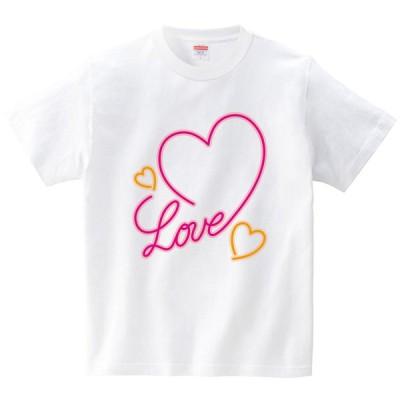 イタクシーズ Tシャツ [ LOVEハート ] フォーヴァ [メンズ]