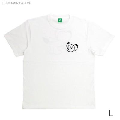 YUTAS 手塚治虫 Tシャツ ジャングル大帝 ジャングル大帝D (WHITE) Lサイズ◆ネコポス送料無料(ZG67943)