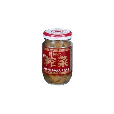 桃屋 味付搾菜 100g(6個)
