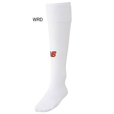 ニューバランス サッカー ストッキング ソックス  メンズ ユニセックス ソックス ホワイト×レッド New Balance JASF7388-WRD