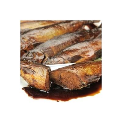 佐伯市 ふるさと納税 備長炭で程よく焼いた 『子持鮎の姿煮SS-40』