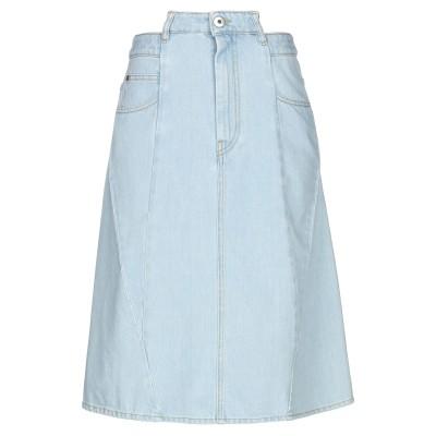 メゾン マルジェラ MAISON MARGIELA デニムスカート ブルー 38 コットン 100% デニムスカート
