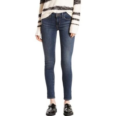 リーバイス カジュアルパンツ ボトムス レディース Levi's Women's 711 Skinny Jeans Little Secret