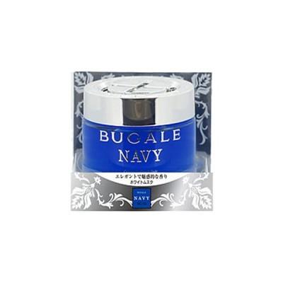 芳香剤 BUGALE NAVY ホワイトムスクの香り ゲルタイプ 置き型 香水 エアーフレッシュナー/アウグ:AC-10