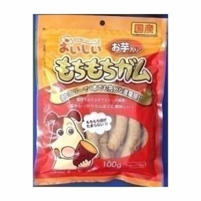九州ペットフード KPFおいしいもちもちガムお芋入り 100g