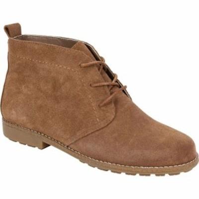 ホワイトマウンテン White Mountain レディース ブーツ チャッカブーツ シューズ・靴 Auburn Chukka Boot Hazel Suede