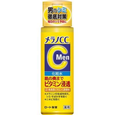 メラノCC Men 薬用 しみ対策美白化粧水 170ml