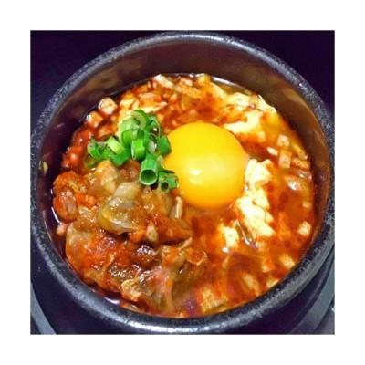 プルコギスンドゥブ★スンドゥブチゲ★韓国食品★韓国料理