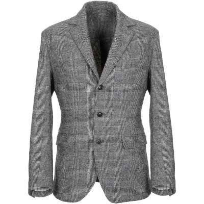 ベルローズ BELLEROSE テーラードジャケット グレー 50 ウール 53% / コットン 47% テーラードジャケット