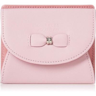 シャルルジョルダン BOX型小銭入れ エマーブルパース 55-3350 ピンク