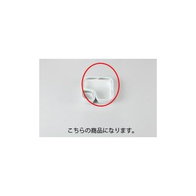 和食器 二色ライン L型鉢 36K083-12 まごころ第36集 【キャンセル/返品不可】