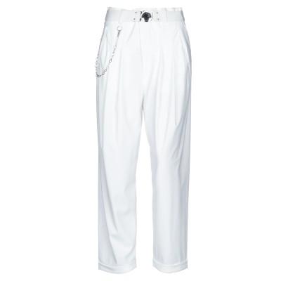 HIGH パンツ ホワイト 38 ナイロン 68% / ポリウレタン 32% パンツ