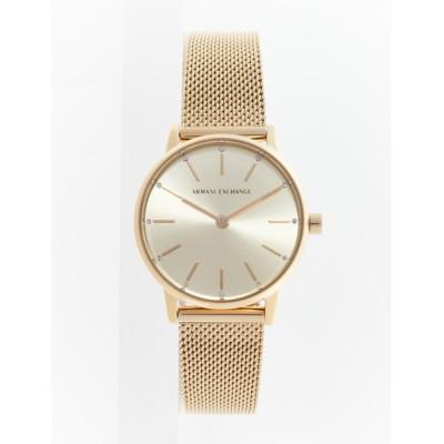 腕時計 【A Xアルマーニ エクスチェンジ】ステンレススチールブレスウォッチLOLA_AX5567