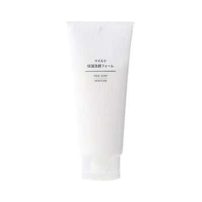 無印良品 マイルド保湿洗顔フォーム(大容量) 200g 37280724