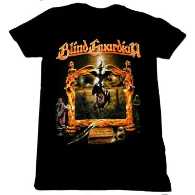 【BLIND GUARDIAN】ブラインドガーディアン「IMAGINATIONS FROM THE OTHER SIDE」Tシャ