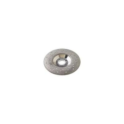 TRUSCO 電着ダイヤモンドホイール 研磨用 UFO−1A 1枚 (お取寄せ品)