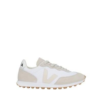 VEJA スニーカー&テニスシューズ(ローカット) ホワイト 34 革 / 紡績繊維 スニーカー&テニスシューズ(ローカット)