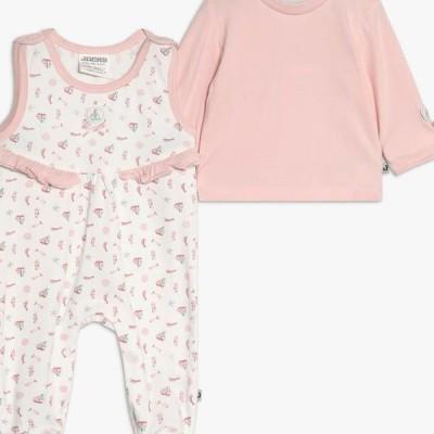 ジャッキーベイビー キッズ ファッション COUCOU MA PETITE SET - Sleep suit - rosa