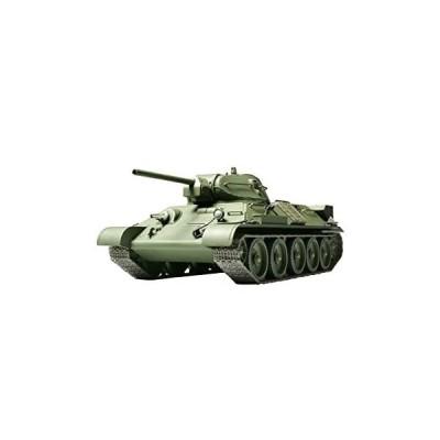 タミヤ 1/48 ミリタリーミニチュアシリーズ No.15 ソビエト陸軍 中戦車 T34(未使用品)