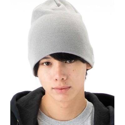 帽子屋ONSPOTZ / ニューエラ ニット帽 ベーシック ビーニー NEW ERA BASIC BEANIE MEN 帽子 > ニットキャップ/ビーニー
