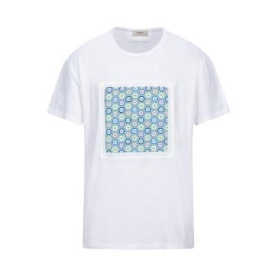 ローダ RODA T シャツ ホワイト XL コットン 100% / ナイロン T シャツ
