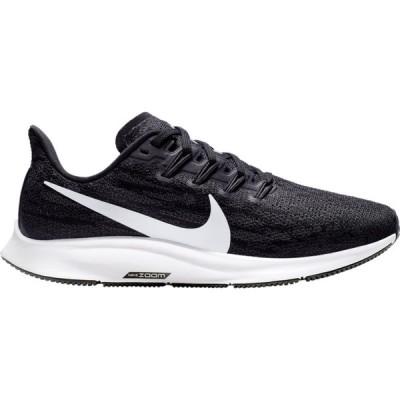 ナイキ Nike レディース ランニング・ウォーキング エアズーム シューズ・靴 Air Zoom Pegasus 36 Black/White/Thunder Grey