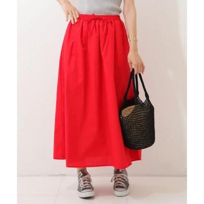 スカート 60ローンマキシスカート*