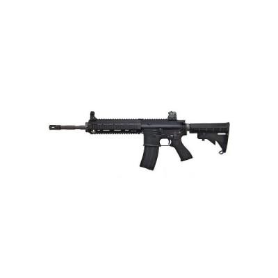 WE ガスブローバックライフル HK416D BLACK 無刻印モデル
