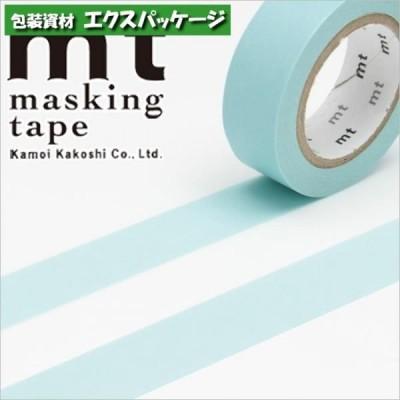 マスキングテープ カモ井 ベビーブルー 1個入 #001603504 バラ販売 取り寄せ品 シモジマ