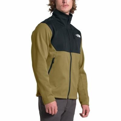 ノースフェイス ジャケット&ブルゾン メンズ アウター Apex Risor Softshell Jacket - Men's British Khaki/Tnf Black
