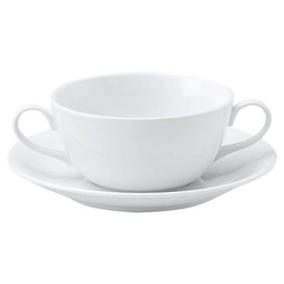 美濃の和食器 花伝ルーラル 両手スープ カップのみ