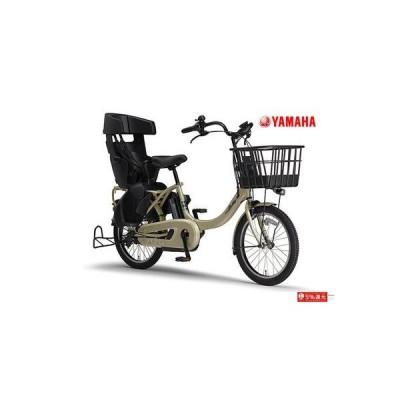 (店舗受取送料割引)ヤマハ(YAMAHA) PAS BABBY UN(パス バビーアン)20型 PA20BXLR(リヤチャイルドシート標準装備)電動アシスト子供乗せ自転車