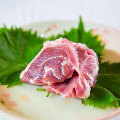 【超希少】豚肉 豚頭肉 200g 真空冷凍パック