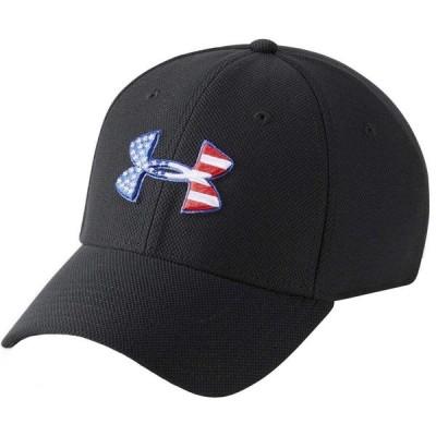 アンダーアーマー Under Armour メンズ 帽子 Freedom Flag Blitzing Hat Black