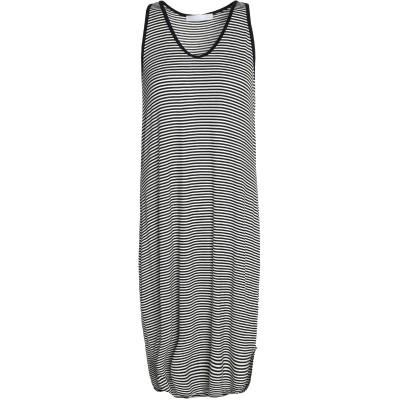 KAIN ミニワンピース&ドレス ブラック XS レーヨン 95% / ポリウレタン 5% ミニワンピース&ドレス