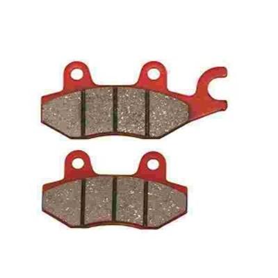 デイトナ(DAYTONA) ブレーキパッド 赤パッド フロント:ドリーム50/スカイウェイブ250/400、リア:Ninja250R など 79814