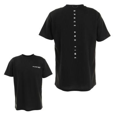 The Warp By Ennerreウェア半袖Tシャツ ACC WB3KJA35 BLKブラック