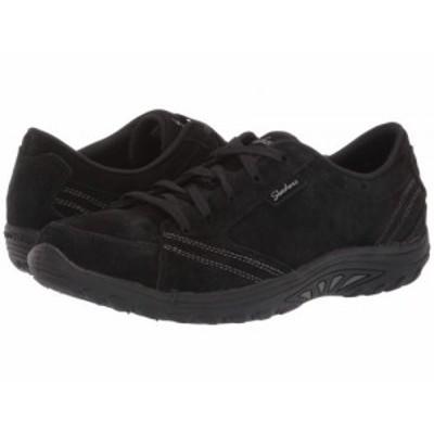 SKECHERS スケッチャーズ レディース 女性用 シューズ 靴 スニーカー 運動靴 Reggae Fest Bolden Black/Black【送料無料】